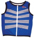 Blue Cooling Vest  - Chest  85 cms - Extra Small